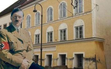 Να γίνει σούπερ μάρκετ το σπίτι του Χίτλερ, προτείνουν Αυστριακοί