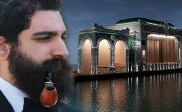 O Σωτήρης-Νικόλαος Κάσσος και οι Ιέραξ στην Όπερα του Νερού και του Ονείρου της Πρέβεζας