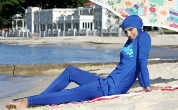 Οι Γάλλοι απαγορεύουν το… burkini στις παραλίες τους – «Δεν συνάδει με τα ήθη μας»
