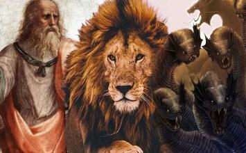 Επιθυμίες και ηδονές στην ΠΟΛΙΤΕΙΑ του Πλάτωνα: ο άνθρωπος, το λιοντάρι και το τέρας