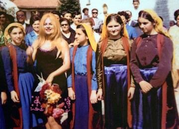 To τάμα της Αλίκης Βουγιουκλάκη στον Πλάτανο Ναυπακτίας