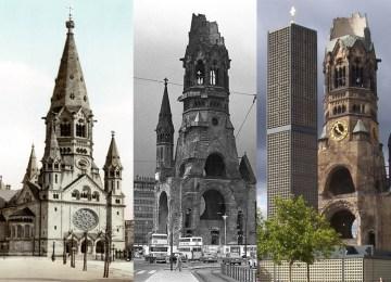 H Breitscheidplatz και το «κούφιο δόντι» των Βερολινέζων