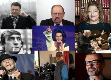 Οι φάροι της τέχνης και του πολιτισμού που έσβησαν το 2016