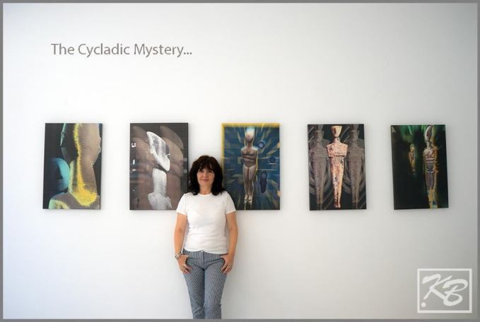 CYCLADIC MYSTERY BY KALLI BELLOU
