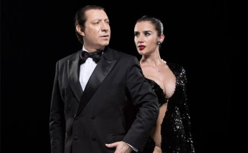 TANGO: Οι ρίζες του πάθους από το Tango Por Dos για τρείς παραστάσεις στην Αθήνα
