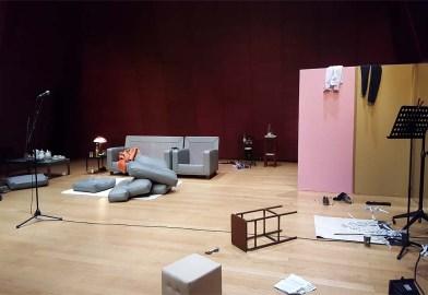 Ένα πορνογραφικό μυθιστόρημα επί σκηνής από τη Nova Melancholia στη Στέγη
