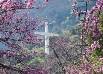 Η Αγία Ελεούσα στην Κλεισούρα της Αιτωλίας
