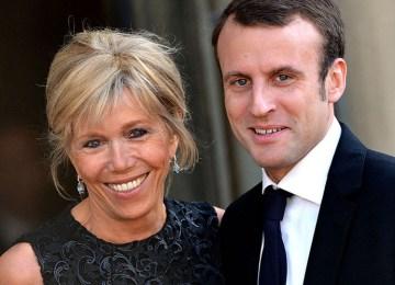 'Το δικαίωμα της Μπριζίτ Τρονιέ (Brigitte Trogneux)'