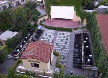 """O θερινός κινηματογράφος """"ΕΛΛΗΝΙΣ"""" στο Αγρίνιο"""