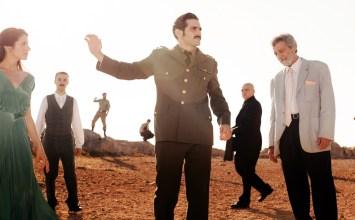 Οδυσσέας Παπασπηλιόπουλος: Το θέατρο είναι ένας έρωτας που δεν θαμπώνει