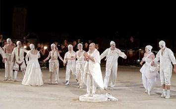 Ειρήνη στην Επίδαυρο: Αριστοφάνης και Stand Up Comedy
