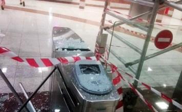 Ασκήσεις απλής λογικής: Οι καταστροφές των ακυρωτικών μηχανημάτων στο μετρό