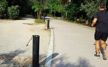 Νυχτερινός αγώνας δρόμου στο Πεδίον του Άρεως από τους Αθηναίους Δρομείς και περίπατος για τους κατοίκους και φίλους του Πάρκου