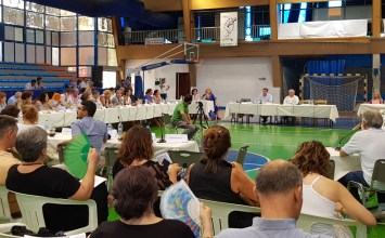 Δημοτικό Συμβούλιο της Αθήνας στο Πεδίον του Άρεως – Η παρέμβαση της Πρωτοβουλίας Κατοίκων