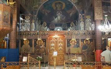Καταστρέφονται οι αγιογραφίες του Φώτη Κόντογλου στον Άγιο Χαράλαμπο Πεδίου του Άρεως