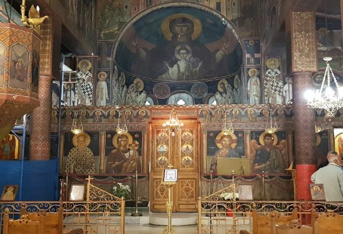 Καταστρέφονται οι αγιογραφίες του Φώτη Κόντογλου στον Άγιο Χαράλαμπο Πεδίου του Άρεως – Postmodern