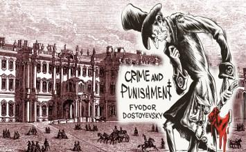 Έγκλημα και Τιμωρία: το πλαίσιο του αριστουργήματος του Ντοστογιέφσκι