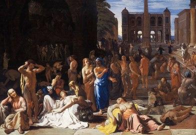 Ο λοιμός της κλασικής Αθήνας που σκότωσε το 1/3 του πληθυσμού και αποκτήνωσε τα ήθη