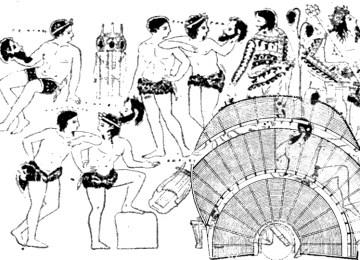 H γέννηση της τέχνης του Θεάτρου από την Αθηναϊκή Δημοκρατία