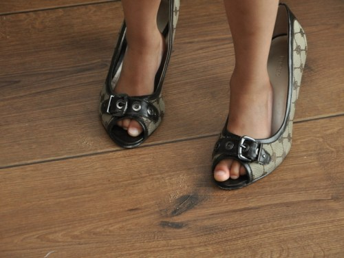 Mommy Shoes: Parenting While Recovering from PPD