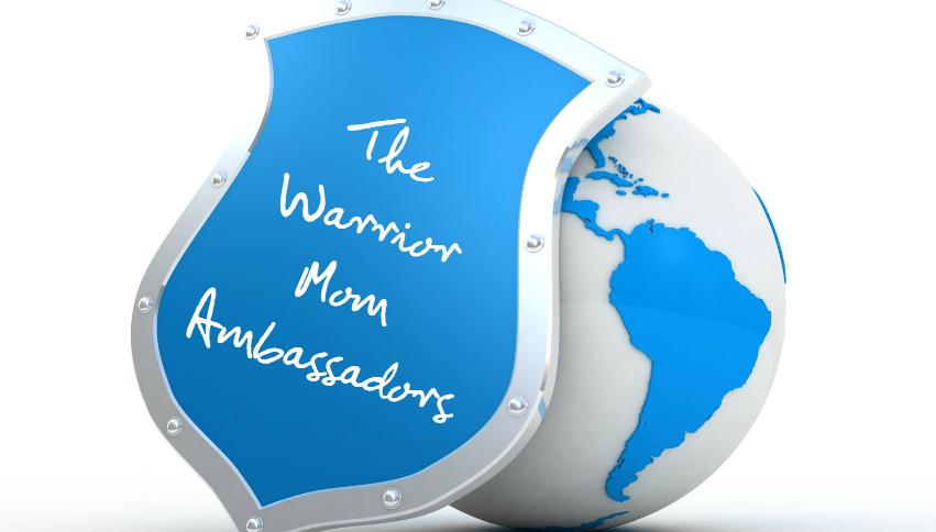 Announcing the Warrior Mom Ambassador Program