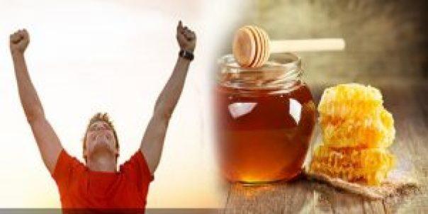 العسل للقوة و النشاط