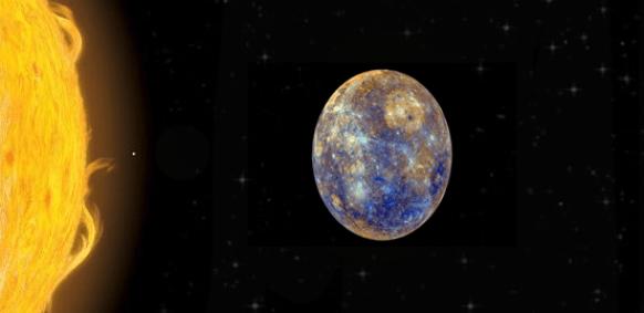 كوكب عطارد المدهش