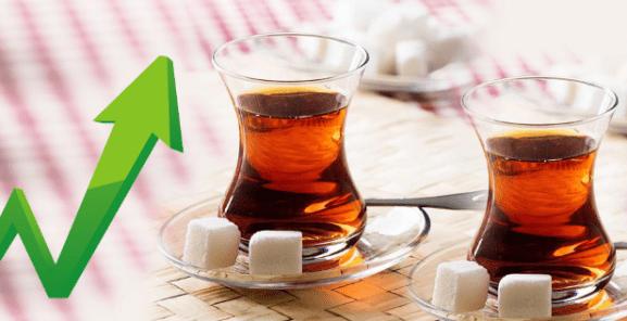 أكثر الدول استهلاكاً للشاي