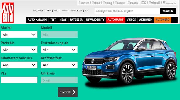 شراء وبيع سيارات في المانيا