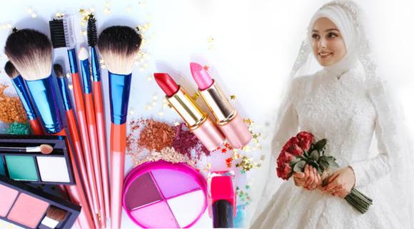 ما هي أدوات المكياج للعروس