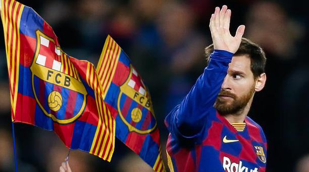 بعد 20 عاماً ميسي يغادر برشلونة