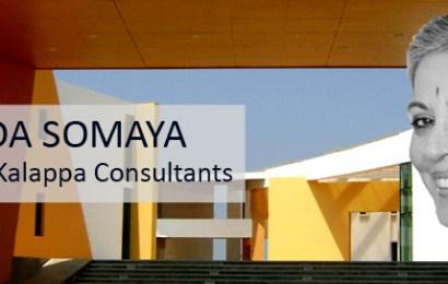 Works and Profile of Brinda Somaya – Somaya And Kalappa Consultants