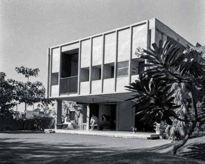 House for Bhakti and Hasmukh C. Patel