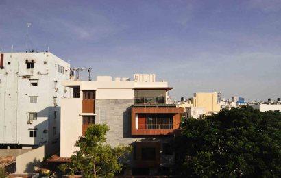 Saboo Residence, Hyderabad-Samarendra Ramachandra