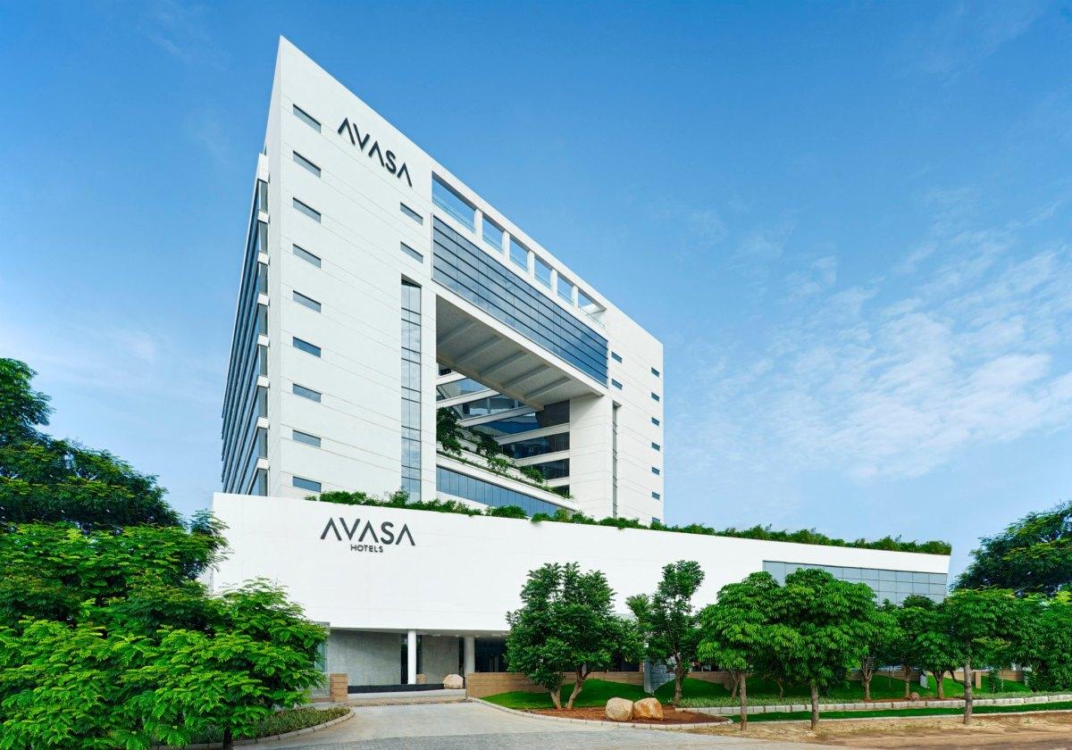 Hotel Avasa - Hyderabad - B.Nandakumare