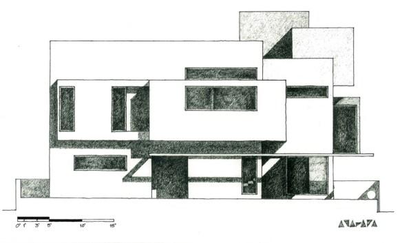 Padival House - Mithila Manolkar - Puneeth HegdeElevation Side