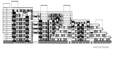 Transit Flats - Kamath Design Studio