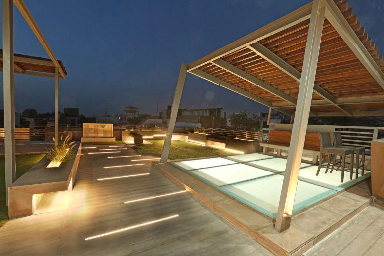 House B7-Agra-Delhi-FlyYingseeds Studio