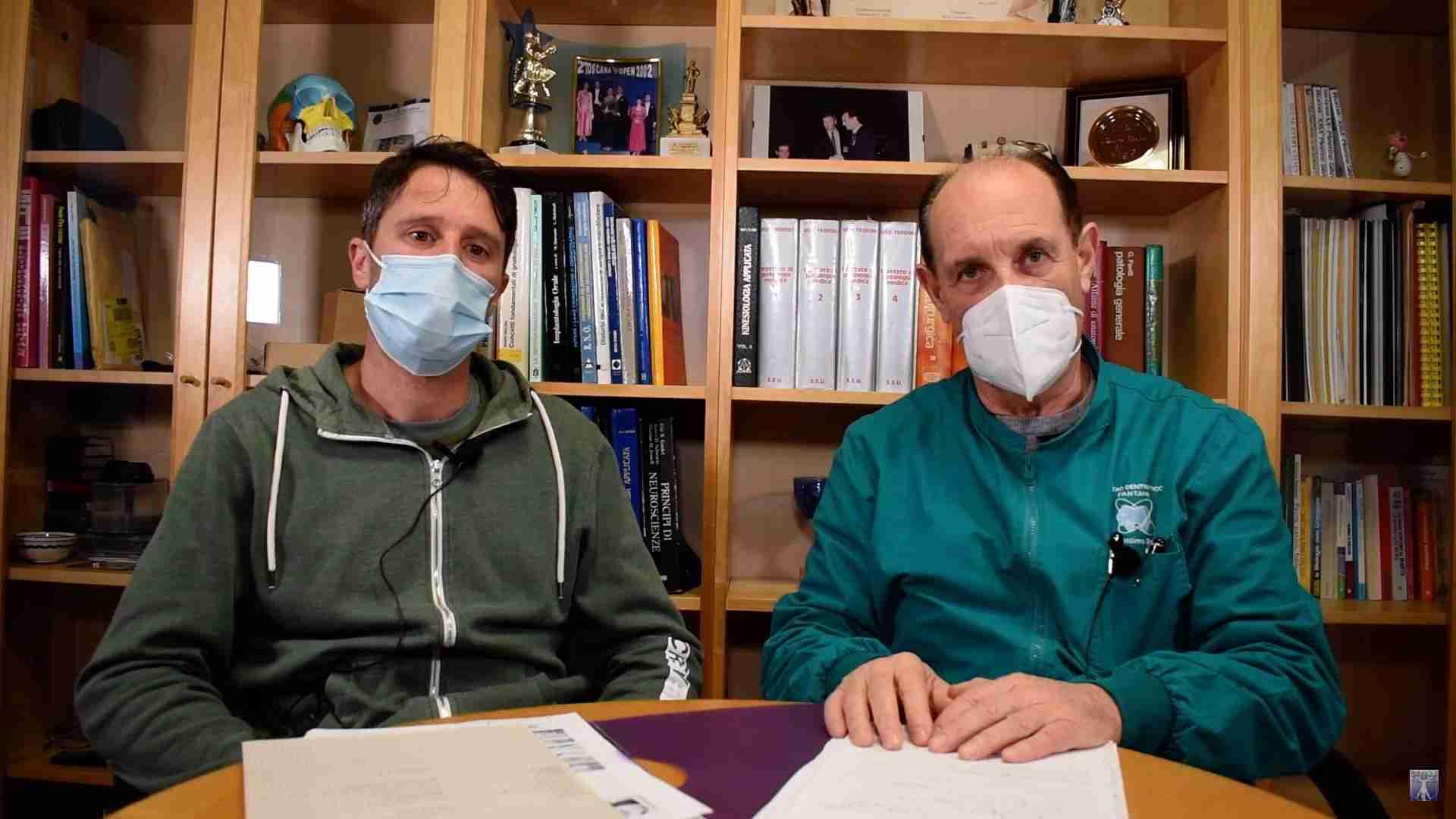 Giovanni Liscio: Guarito dopo 14 anni dalla Nevralgia del Trigemino