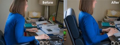 posture corrector sitting