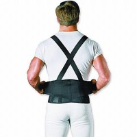 back brace for lifting weights