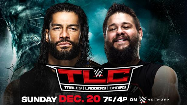 Kevin Owens challenging Roman Reigns for Universal Title at WWE TLC