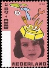NVPH 1700 - Kinderzegel 1996