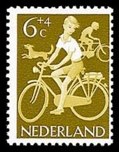 NVPH 780 - Kinderzegel 1962