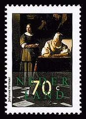 NVPH 1664 - Johannes Vermeer