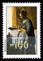 NVPH 1666 - Johannes Vermeer