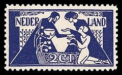 NVPH 134 - Tooropzegel