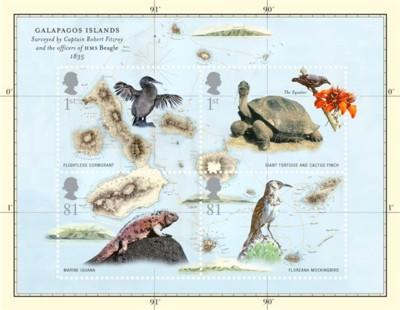 darwin-mini-sheet2009-galapagos_eilanden
