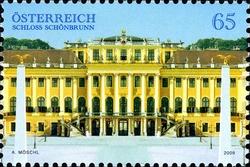 stamp_austria_imperial_palace_schonbrunn_2009