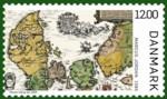 denemarken-kaarten-postzegel-2009
